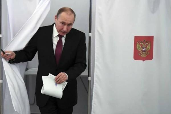 Ρωσία: Επανεκλογή του Βλαντιμίρ Πούτιν στην προεδρία
