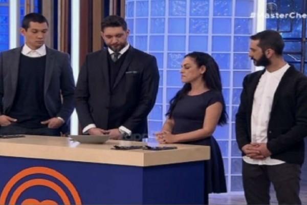 MasterChef: Απογοητευμένη η Ελένη Ψυχούλη με το «κουλό» πιάτο που δοκίμασε! Σε ποιον παίκτη άνηκε; (Video)