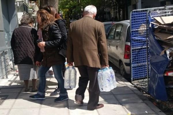Χωρίς νερό για τρίτη ημέρα η Θεσσαλονίκη! - Κλειστά σχολεία και προβλήματα στο νοσοκομείο Ιπποκράτειο
