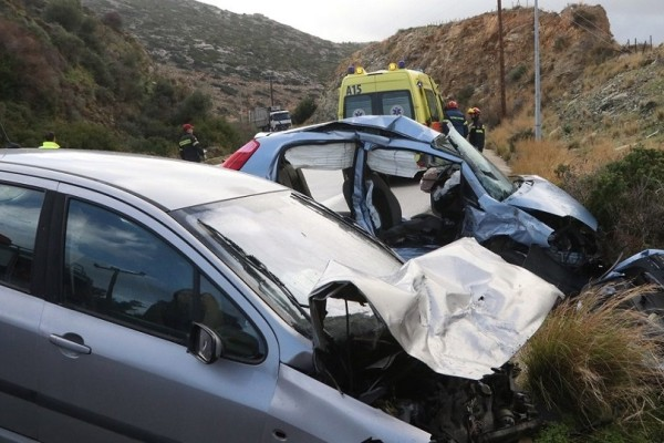 Καμπάνια ευαισθητοποίησης για τα τροχαία στην Κρήτη: Τα θανατηφόρα τροχαία του νησιού! (Video)