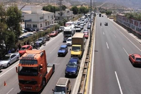 Κυκλοφοριακό χάος: Κλείνουν για ένα χρόνο οι δύο από τις τέσσερις λωρίδες της Λ. Αθηνών στο Χαϊδάρι!