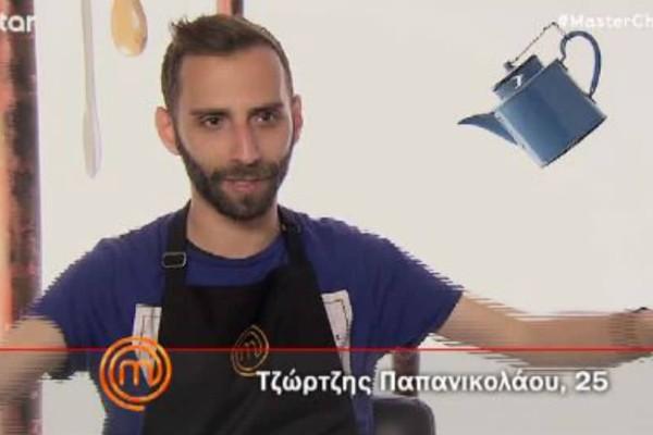 Masterchef: Του βγήκε ξινή η σιγουριά για το πιάτο του! (βίντεο)
