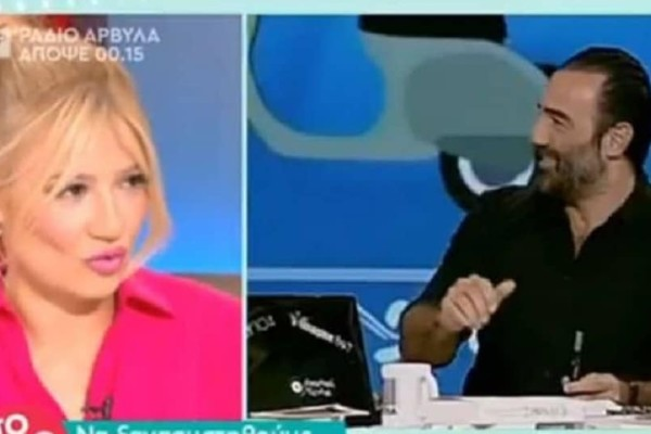 Το καρφί του Αντώνη Κανάκη για το Πρωινό! - Η απάντηση της Φαίης Σκορδά στον παρουσιαστή! (Video)