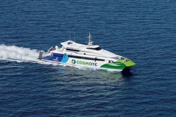 Θρίλερ σε πλοίο με 332 ανοικτά της Αίγινας!