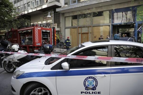 Επίθεση σε αστυνομικούς με οξύ και μαχαίρι κατά την διάρκεια έξωσης!