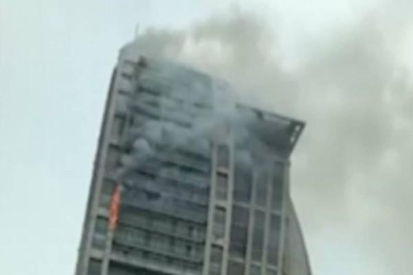 Φωτιά ξέσπασε στον πύργο του Ντόναλντ Τραμπ!