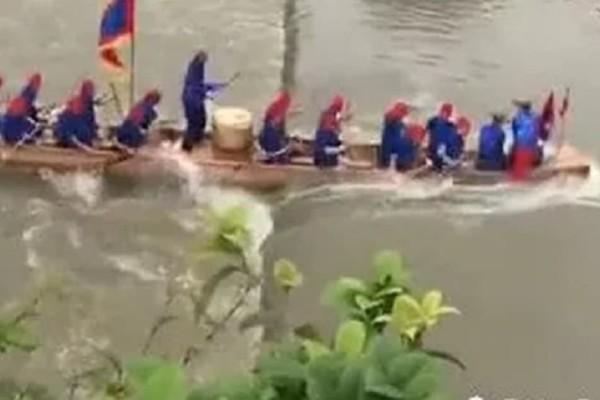 Τραγωδία στην Κίνα: 17 κωπηλάτες έχασαν την ζωή τους! (Video)