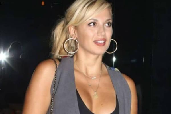 Κωνσταντίνα Σπυροπούλου: Σπάνια δημόσια εμφάνιση με τον πατέρα της! Που τους