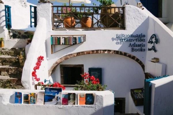 Το καλύτερο βιβλιοπωλείο στον κόσμο, βρίσκεται στην Ελλάδα! (photo)