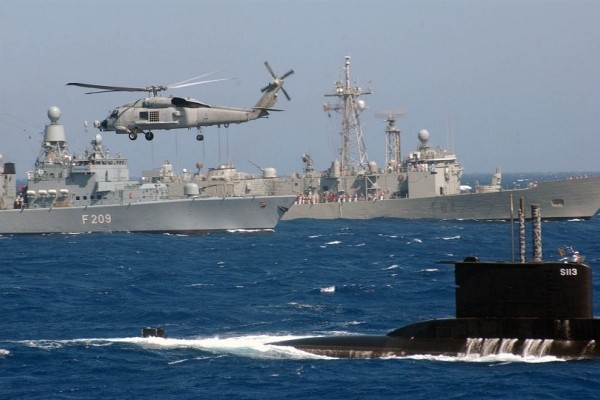 Ενισχύεται το Πολεμικό Ναυτικό με δύο γαλλικές φρεγάτες!