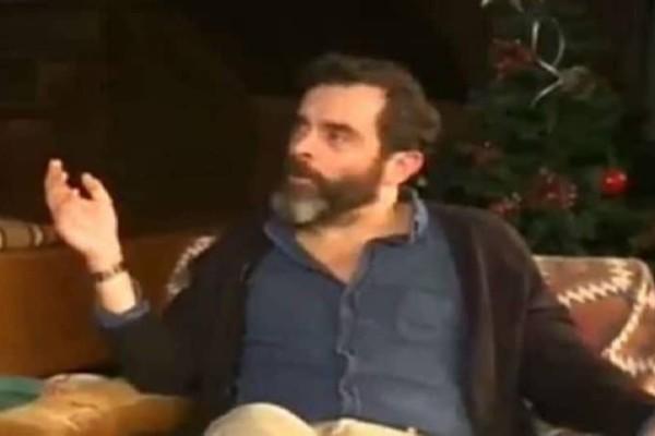 Κωνσταντίνος Μαρκουλάκης: Οι νέες δηλώσεις μετά την αποκάλυψη της σχέσης του με τη Χρυσή Βαρδινογιάννη! (Video)