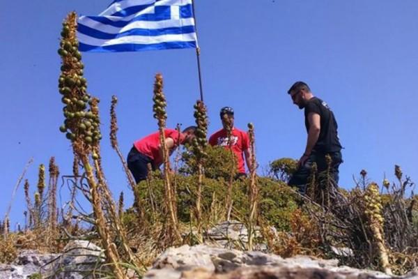 Τώρα οι Τούρκοι γκριζάρουν νησιά με μια δήλωση και με την ανοχή της Αθήνας!