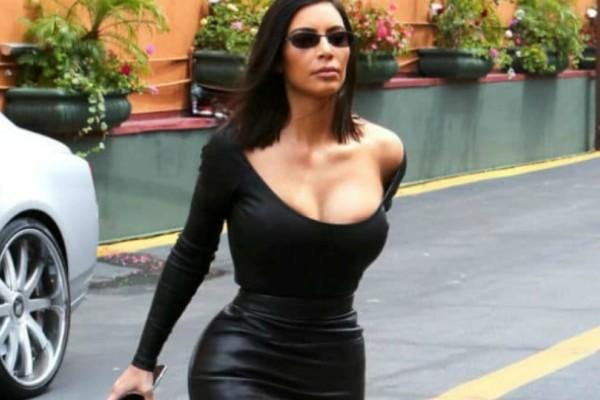 Kim Kardashian: Ποζάρει γυμνή και κολάζει τον ανδρικό πληθυσμό! Η καυτή ανάρτηση της (Photos)