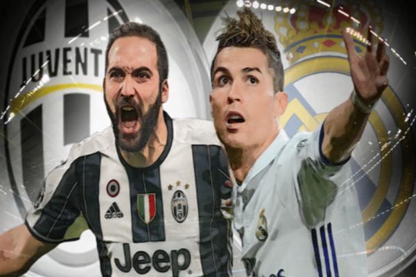 Champions League: Μάχη γιγάντων στο Τορίνο!