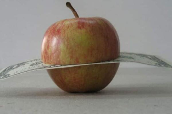 Αδιανόητο: Τουρίστρια έφαγε πρόστιμο 500 δολαρίων για ένα... μήλο!