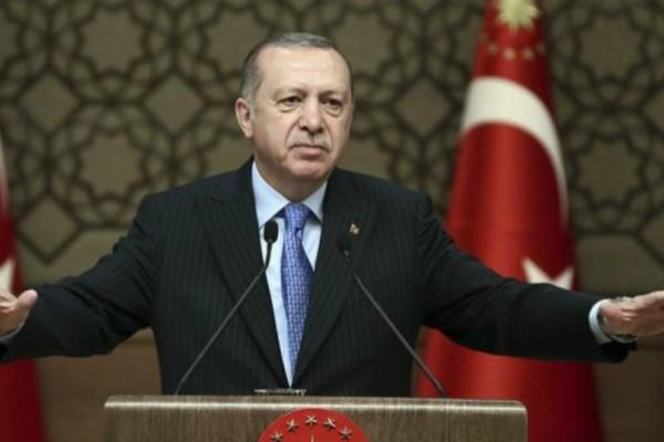 Ο Ερντογάν «ξαναχτυπά»: Θέτει θέμα «ανταλλαγής» των δύο Ελλήνων στρατιωτικών με τους 8 Τούρκους!