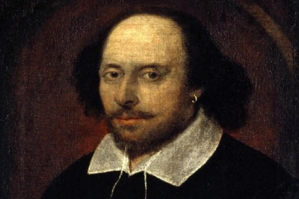 Σαν σήμερα στις 23 Απριλίου το 1616 πέθανε ο Γουίλιαμ Σέξπιρ!