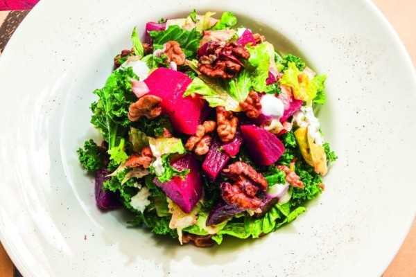 The best healthy & vegan restaurants in Athens
