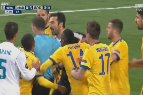 Champions League: Το πέναλτι που έκρινε την πρόκριση για τη Ρεάλ! (video)