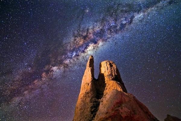Εντυπωσιακές εικόνες 1,7 δισεκατομμυρίων αστεριών! (Video)