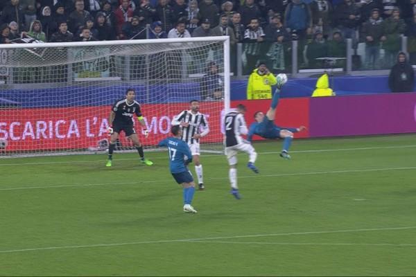 Ασύλληπτο: Το γκολ της χιλιετίας έβαλε ο Κριστιάνο Ρονάλντο! Αποθεώθηκε από τους οπαδούς της Γιουβέντους (video)
