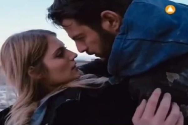 Ελεονώρα Αντωνιάδου: Επιτέλους μας αποκαλύπτει πως φιλάει ο Ντάνος!