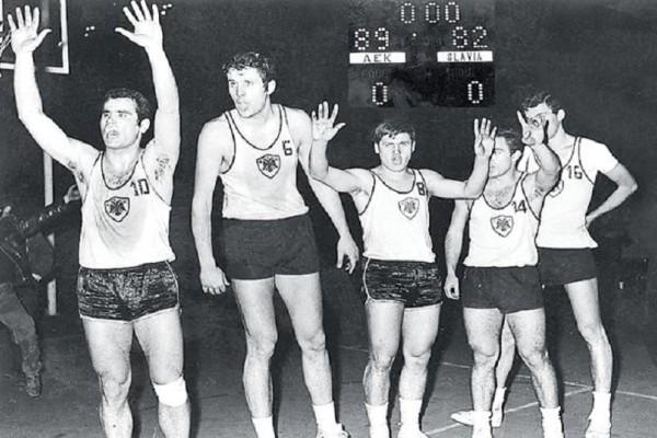 Σαν σήμερα στις 04 Απριλίου το 1968 η ΑΕΚ Κυπελλούχος Ευρώπης!