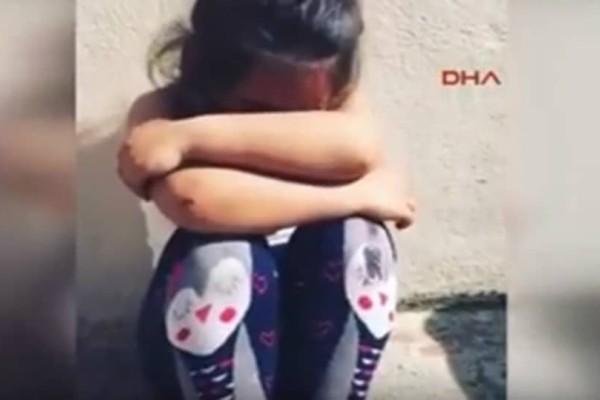 Κοριτσάκι πλαντάζει στο κλάμα από την αγάπη της για τον... Ερντογάν: «Θέλω να πάω να δω τον παππού στο παλάτι»