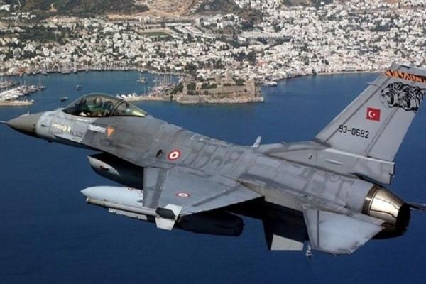 Δεν σέβονται τίποτα οι Τούρκοι! - 32 παραβιάσεις σε ημέρα πένθους των ελληνικών Ενόπλων Δυνάμεων!