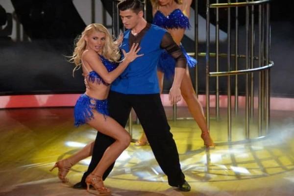 Όλγα Πηλιάκη: Όταν συμμετείχε στη Eurovision ως χορεύτρια και όχι για χάρη της Ελλάδος! (video)