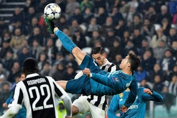 Champions League: Διέλυσαν μέσα στο Τορίνο την Γιουβέντους Ρεάλ και Κριστιάνο!