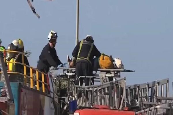 Τραγωδία στην Μάλτα: Σύγκρουση λεωφορείου με κλαδί δέντρου! - 2 νεκροί και 50 τραυματίες (Video)