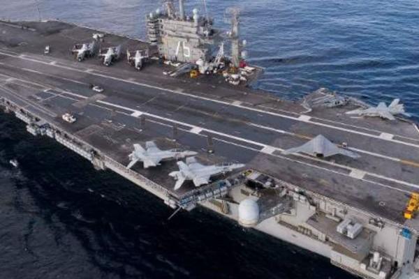 Εξελίξεις: Οι ΗΠΑ στέλνουν κι άλλο αεροπλανοφόρο στη Μεσόγειο