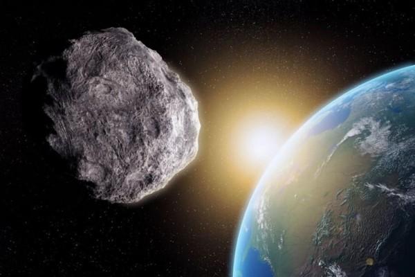 Απίστευτο: Ένας αστεροειδής μεγέθους ποδοσφαιρικού γηπέδου πέρασε ξυστά από τη Γη!