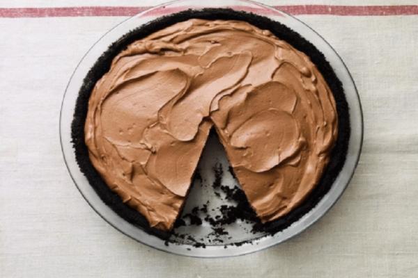 Λαχταριστή σοκολατόπιτα με δημητριακά, χωρίς ψήσιμο (video)