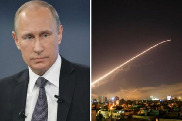 Έξαλλος ο Πούτιν με την επίθεση στην Συρία! Προκαλεί τρόμο η αντίδρασή του και φουντώνει τα σενάρια Παγκόσμιο Πολέμου!