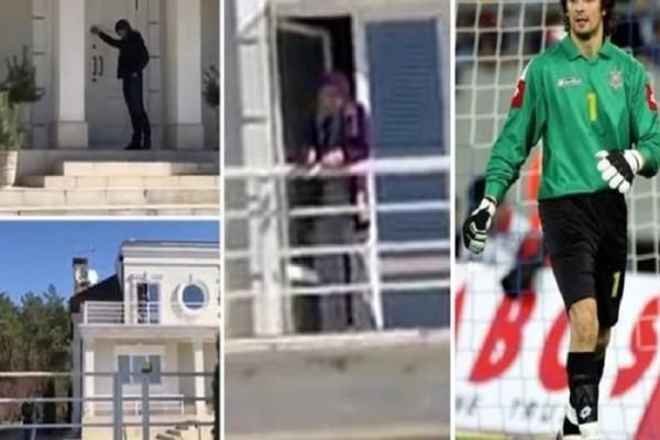 Απίστευτο: Διεθνής τερματοφύλακας δέχθηκε πυροβολισμούς από την πρώην πεθερά του! (Video)