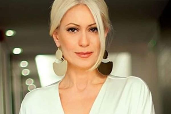 Το μήνυμα της Μαρίας Μπακοδήμου για το επεισόδιο με το τουρκικό ελικόπτερο στη Ρω! Τι έγραψε η ξανθιά παρουσιάστρια; (photo)