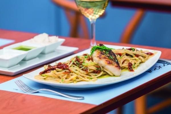 Top restaurants for Mediterranean cuisine
