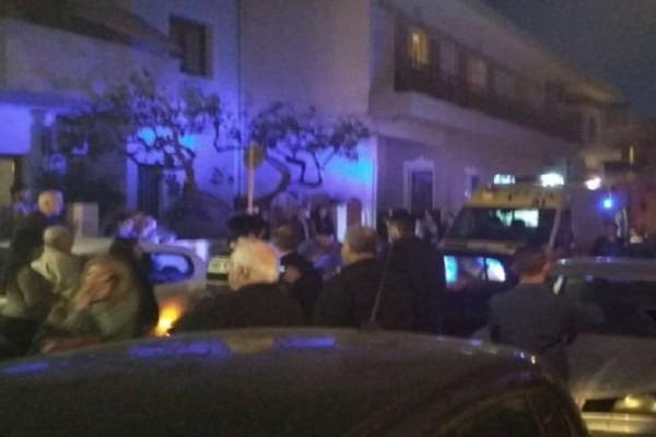 Παρ' ολίγον τραγωδία στην Κρήτη: Έπαθε ανακοπή πάνω στο τιμόνι μπροστά στα παιδιά του!