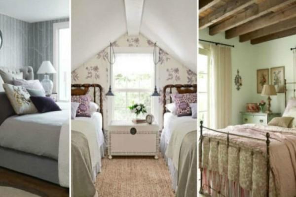 Για να τους εντυπωσιάσεις: Διακόσμησε έτσι το υπνοδωμάτιο σου και θα πάψει να είναι βαρετό!