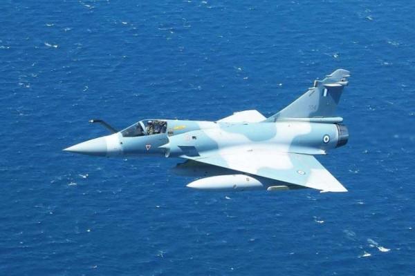 Έκτακτο: Νεκρός ο πιλοτός του Mirage 2000-5 που συνετρίβη στην Σκύρο!