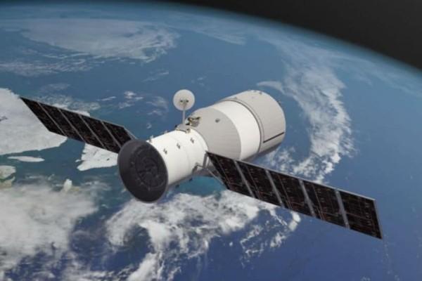 Με μία ημέρα καθυστέρηση θα πέσει στη Γη ο κινεζικός δορυφόρος Tiangong-1