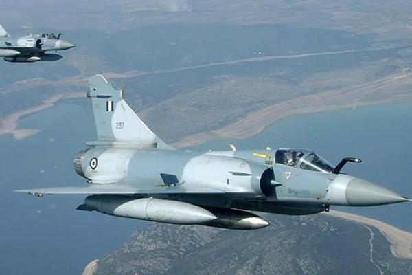 Είδηση - σοκ: Τα μυστήρια της πτώσης του Mirage 2000 που πυροδοτούν σενάρια!