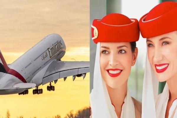 H Emirates ψάχνει για αεροσυνοδούς από την Ελλάδα! Τι μισθό προσφέρει;