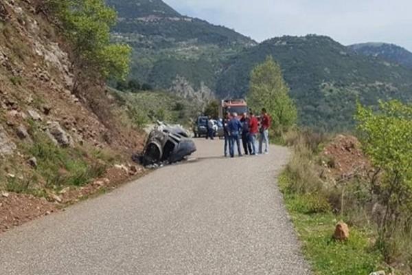 Αυτός είναι ο απανθρακωμένος οδηγός που βρέθηκε στον Θέρμο! - Ταυτοποιήθηκε από τις αρχές!
