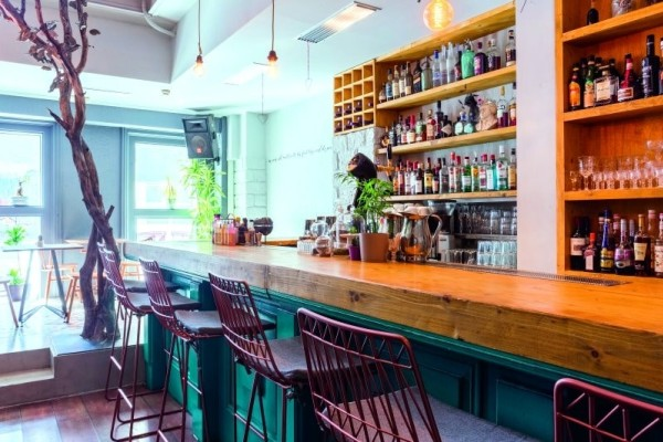 Athens food & drink alternative hotspots