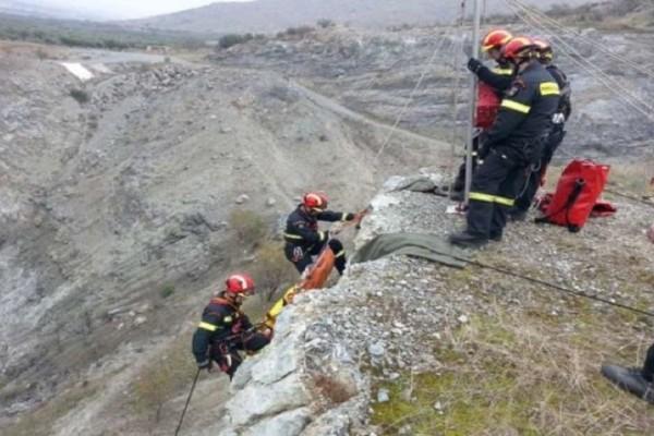 Επιχείρηση διάσωσης για 10 ορειβάτες στον Ψηλορείτη!