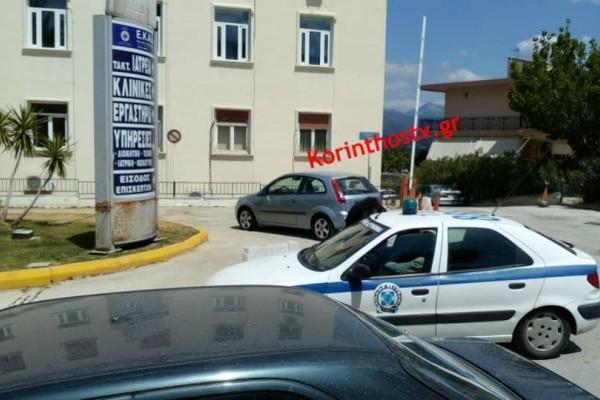 Βουτιά θανάτου στην Κόρινθο: Νεκρός ασθενής που πήδηξε από 4ο όροφο νοσοκομείου!