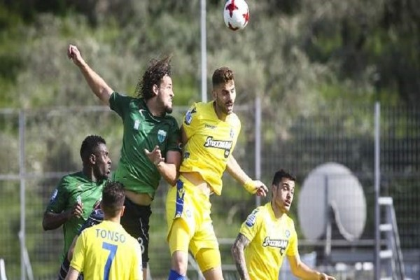 Super League: Ο Λεβαδειακός... πάγωσε τα όνειρα του Αστέρα Τρίπολης